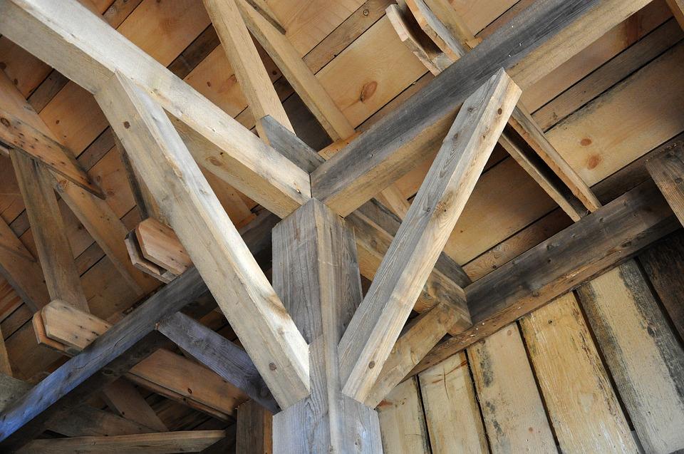 Estructuras ignífugas de madera